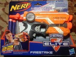 Nerf Gun N-Strike Elite: Firestrike Mint condition
