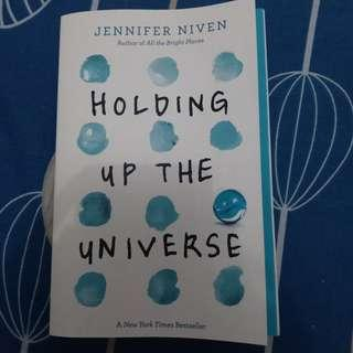 Book: Holding up the Universe