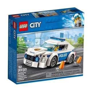 Lego City 60239 - Police Patrol Car
