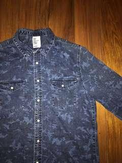 H&M long sleeved button down