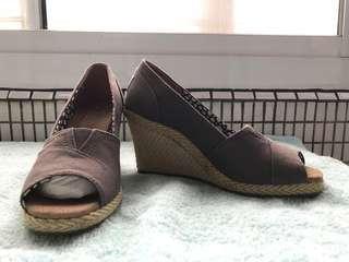 TOMS 船型鞋