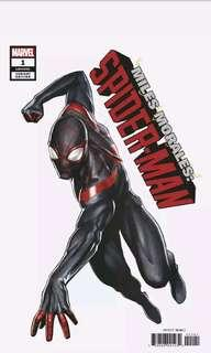 Miles Morales Spider-Man #1 Granov Variant