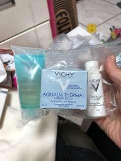 🚚 Vichy 小樣 旅行組~100元