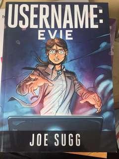First book by Joe Sugg