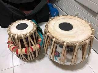 Handmade Tabla Set