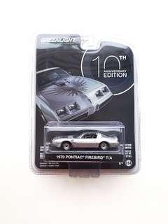 Greenlight 1979 Pontiac Firebird T/A