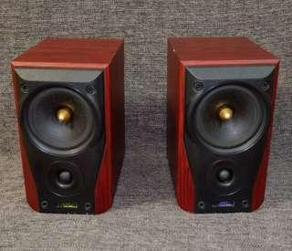 Mission 750 Limited Edition 20th Anniversary Made in England audiophile