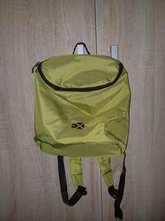 Exsport Green Backpack