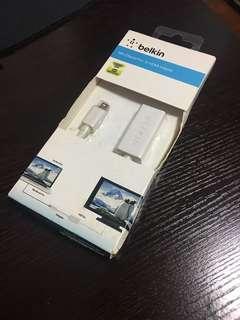 Belkin Mini Display Port to HDMI Adapter - 100% new