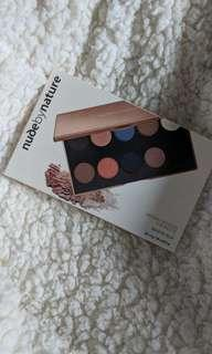 Nude by nature eyeshadow palette