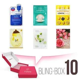 BLING BOX MASK