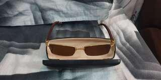 Cartier luxury sunglasses 100% authentic  comes with box