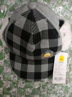 🚚 全新黃色小鴨飽暖帽