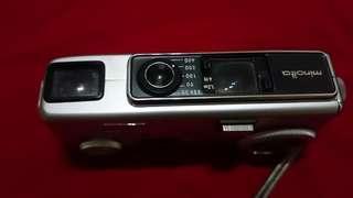 🚚 minolta-16 MG-S早期相機