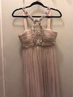 Jovani Gown / prom dress - gold size 6