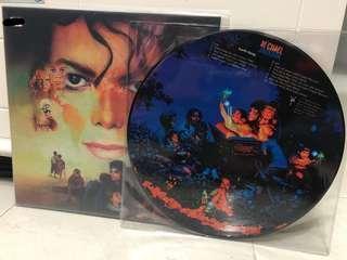 Michael Jackson 黑膠碟