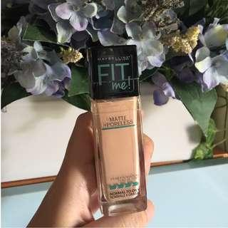 FIT ME FOUNDATION ; CODE 115