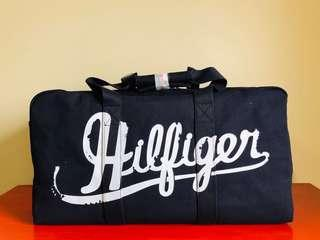 Tommy Hifiger Greyson Logo Duffel Bag Brand New