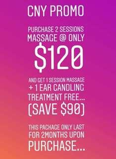 Housecall Massage