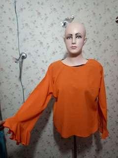 Baju bangkok orens