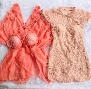 Dress Swimwear Bundle