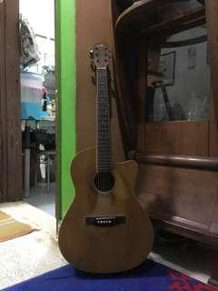 Acoustic Guitar J.D by marvell