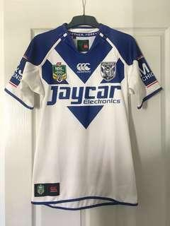 Authentic Canterbury Bulldogs Jersey