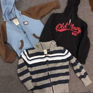 🚚 Old Navy Hoodies Jackets for Toddlers