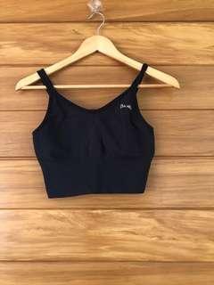 USA PRO longline sports bra size S