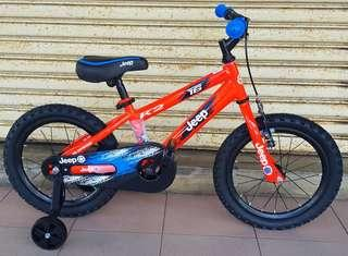Jeep Kids Bike 16 inch