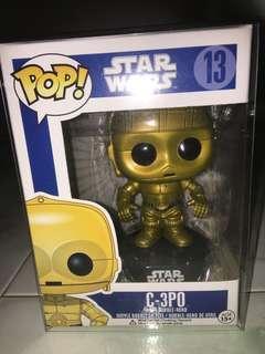C-P30 ( Star Wars ) POP