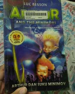 Arthur and the Minimoys Novel