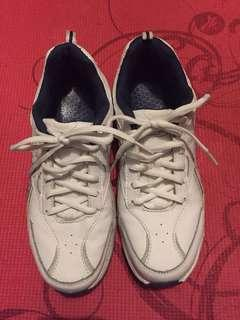Dr. Scholl's Women's Leather Sneakers Size 8.5W