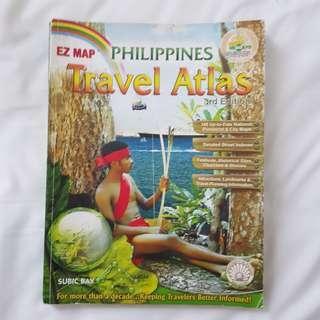 EZ Map Philippines Travel  Atlas