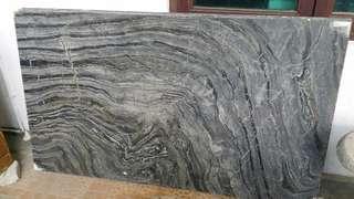 Slabs marble
