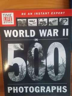 🚚 History lovers - World War II in 500 photographs