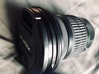 Pentax DA 12-24mm F4