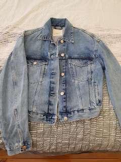 Never Worn Zara Denim Jacket Vintage Collection