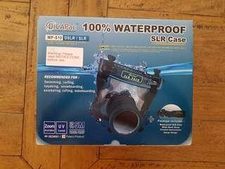 New DICAPac WP-S10 Waterproof SLR Camera Case