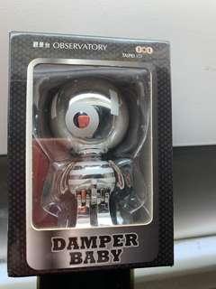 台灣101  Damper Baby figure 模型公仔 限量版