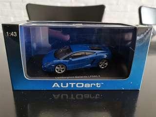 Autoart 1:43 林寶堅尼 Lamborghini Gallardo LP560-4