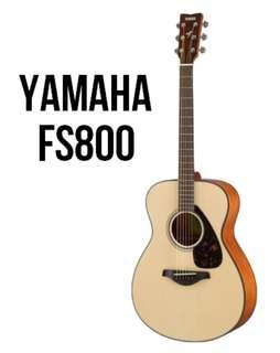Yamaha FS800 Guitar for sale