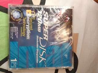 Imation Super Disk 120MB