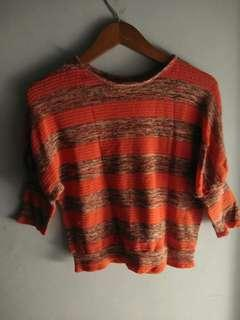 Triset Knit Top