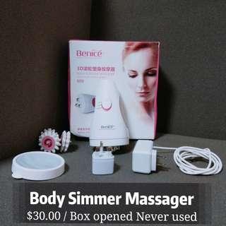 🚚 Face Body Massager