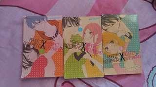 Komik Perfect Boyfriend x Perfect Girlfriend 1/3 (Maki Miyoshi)