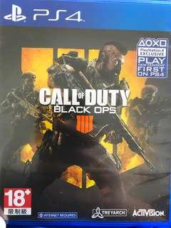 🚚 Call of Duty Black Ops 4