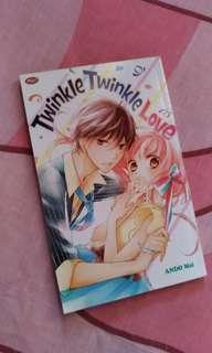 Komik Twinkle Twinkle Love (Ando Mai)