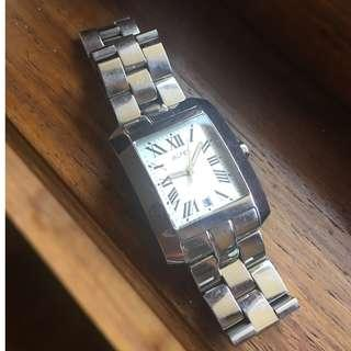Alfex Stainless Steel Business Casual Watch