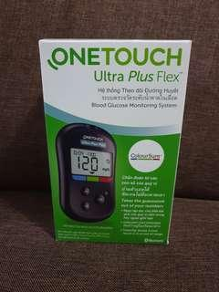 One touch glucometer ultra flex